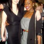 Gail McInnes and Bella Mumba