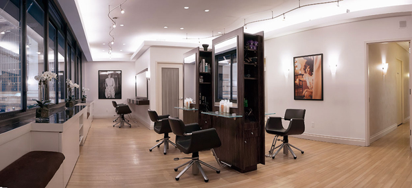 site salon angelo david cutting room 1 Getting Beautiful at Angelo David Salon @AD Salon