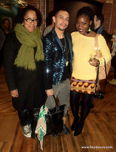DSC02456 Fun times at the @NellaBellaBrand F/W12 Presentation
