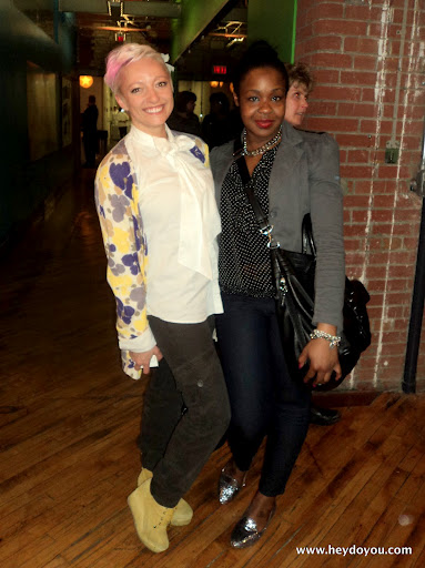 DSC02457 Fun times at the @NellaBellaBrand F/W12 Presentation