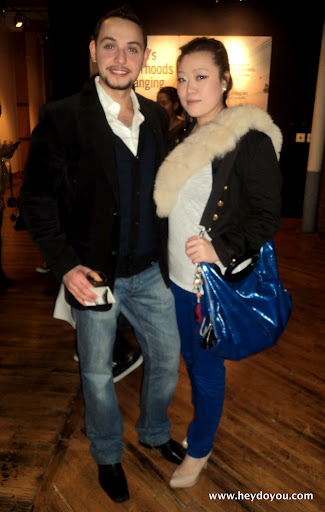 DSC02462 Fun times at the @NellaBellaBrand F/W12 Presentation