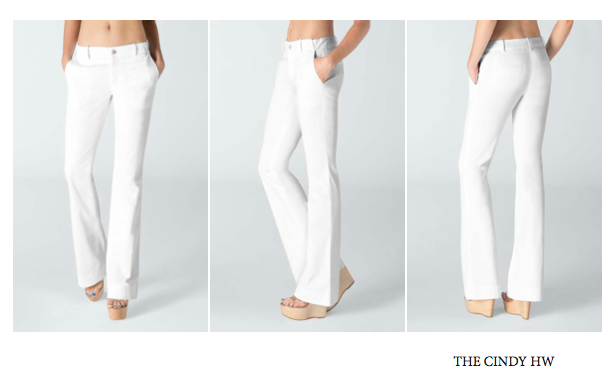 cindy hw The Perfect Pant by CHAIKEN!