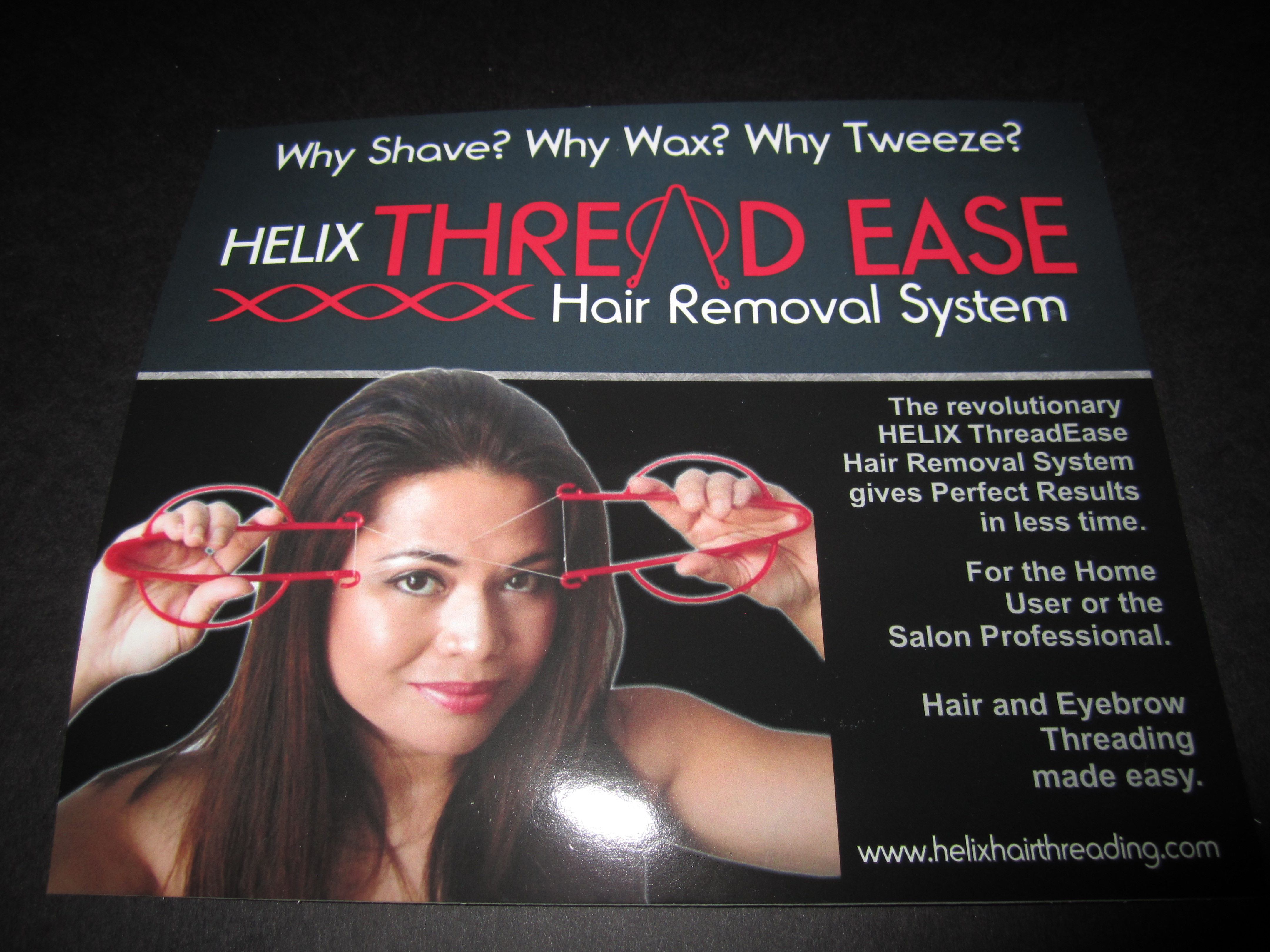 Helix-Thread-Ease