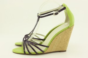 Light Green Soft Leather 300x200 Shoe designing with @shoesofprey