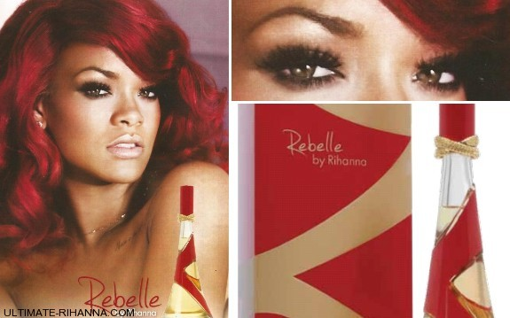 Untitled 5 New Fragrance by @Rihanna