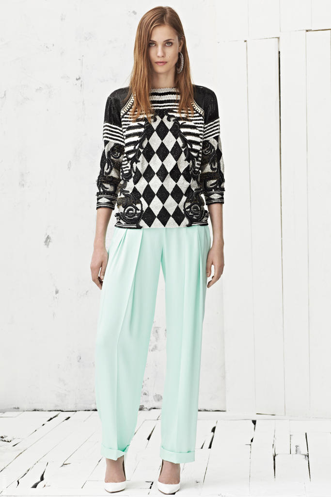 12 Balmain cr13 Balmain Cruise/Resort 2013