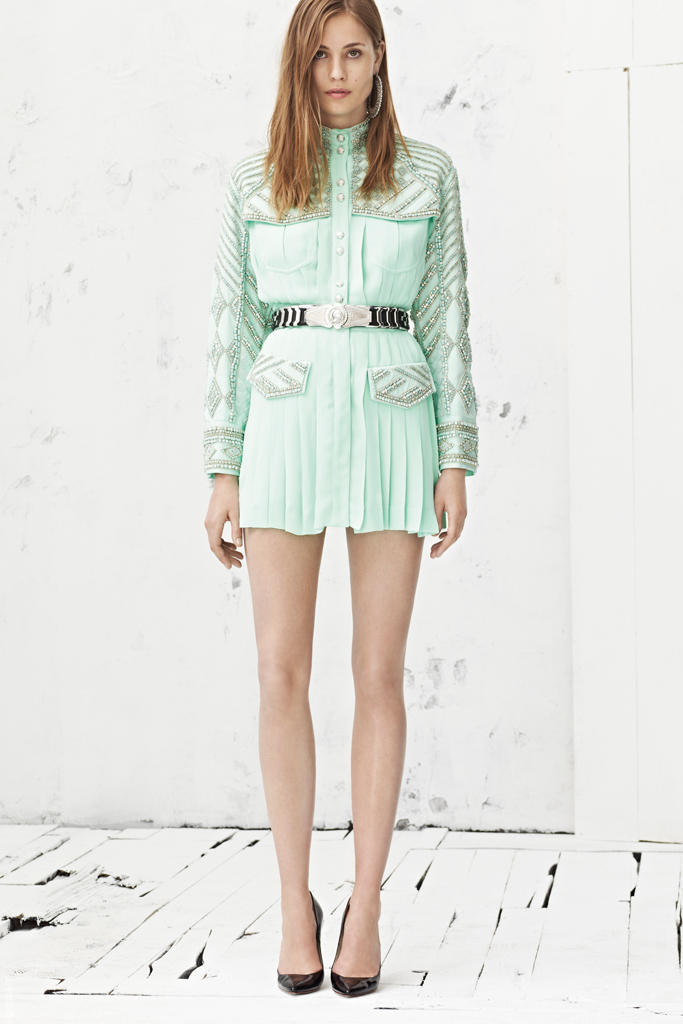20 Balmain cr13 Balmain Cruise/Resort 2013