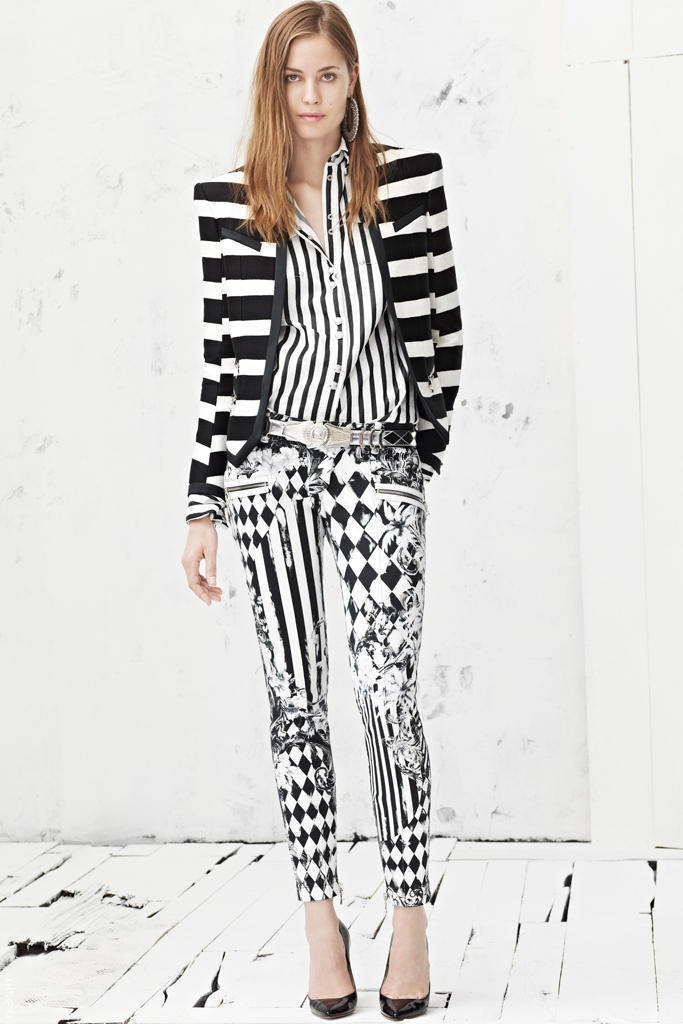 21 Balmain cr13 Balmain Cruise/Resort 2013