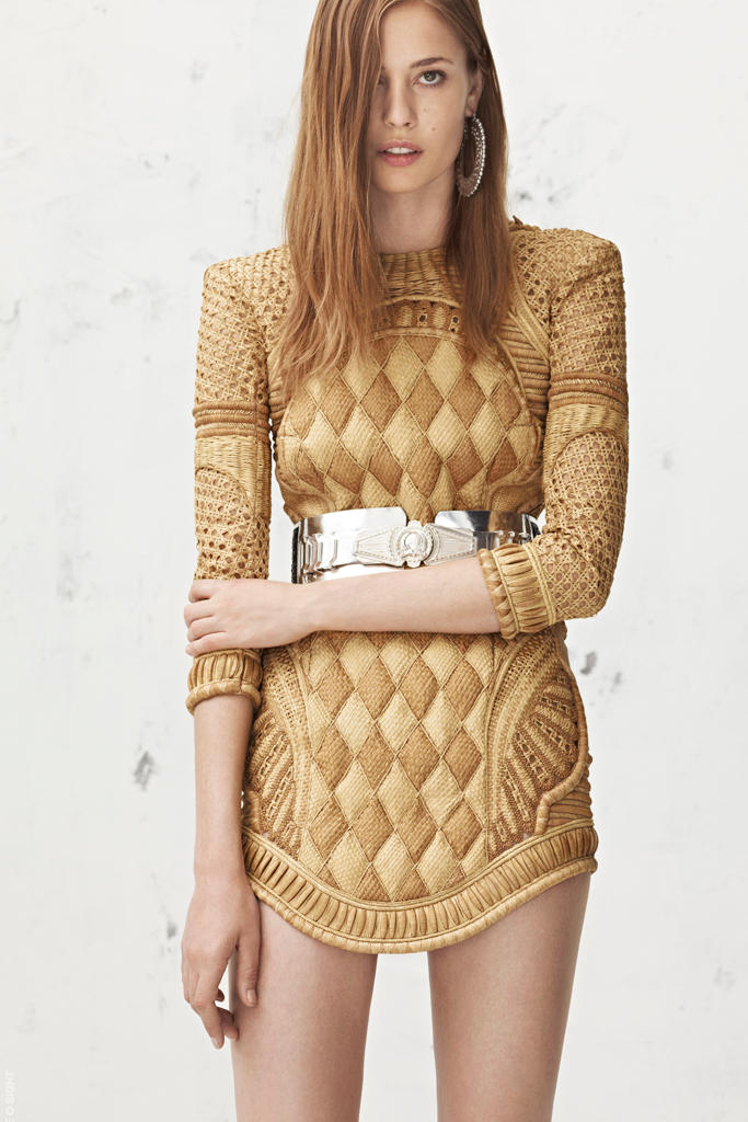 28 Balmain cr13 Balmain Cruise/Resort 2013