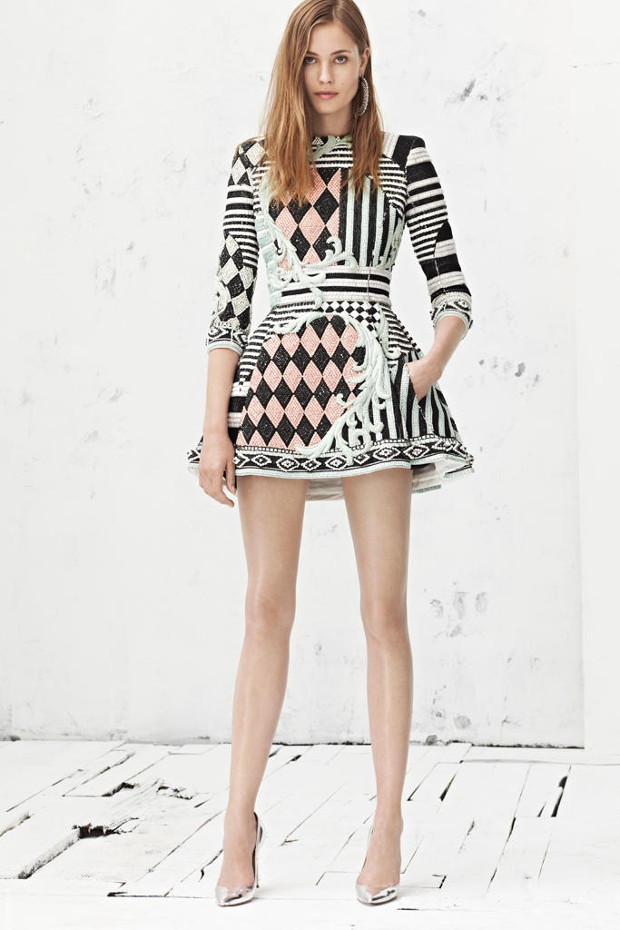 33 Balmain cr13 Balmain Cruise/Resort 2013