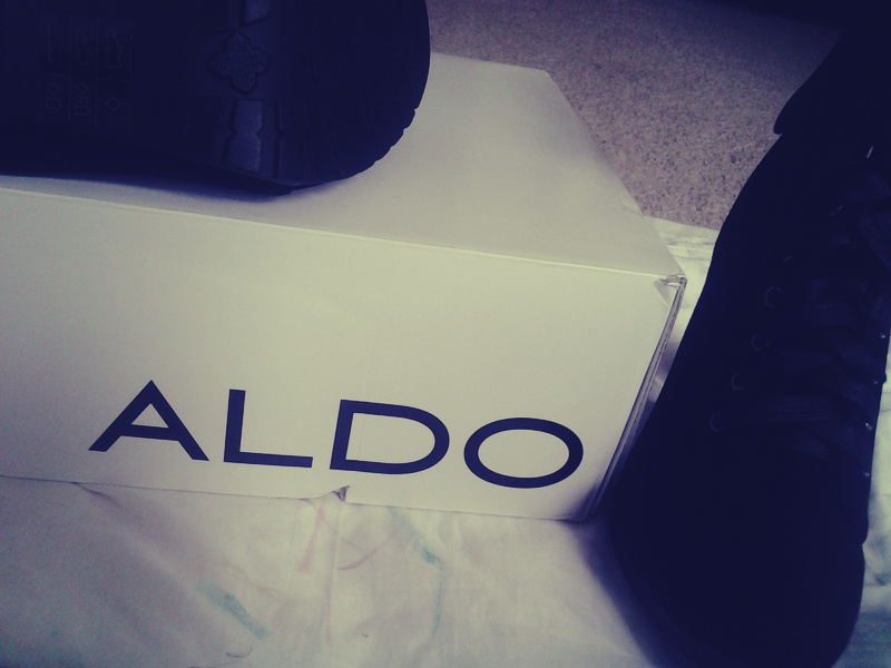 FxCam 1348930789869 Training my feet...For My 21st with Aldo @shoesCherie