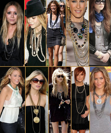 necklaces Layering Isnt Just for Clothes: Four Tips for Making a Statement with Layered Jewelry