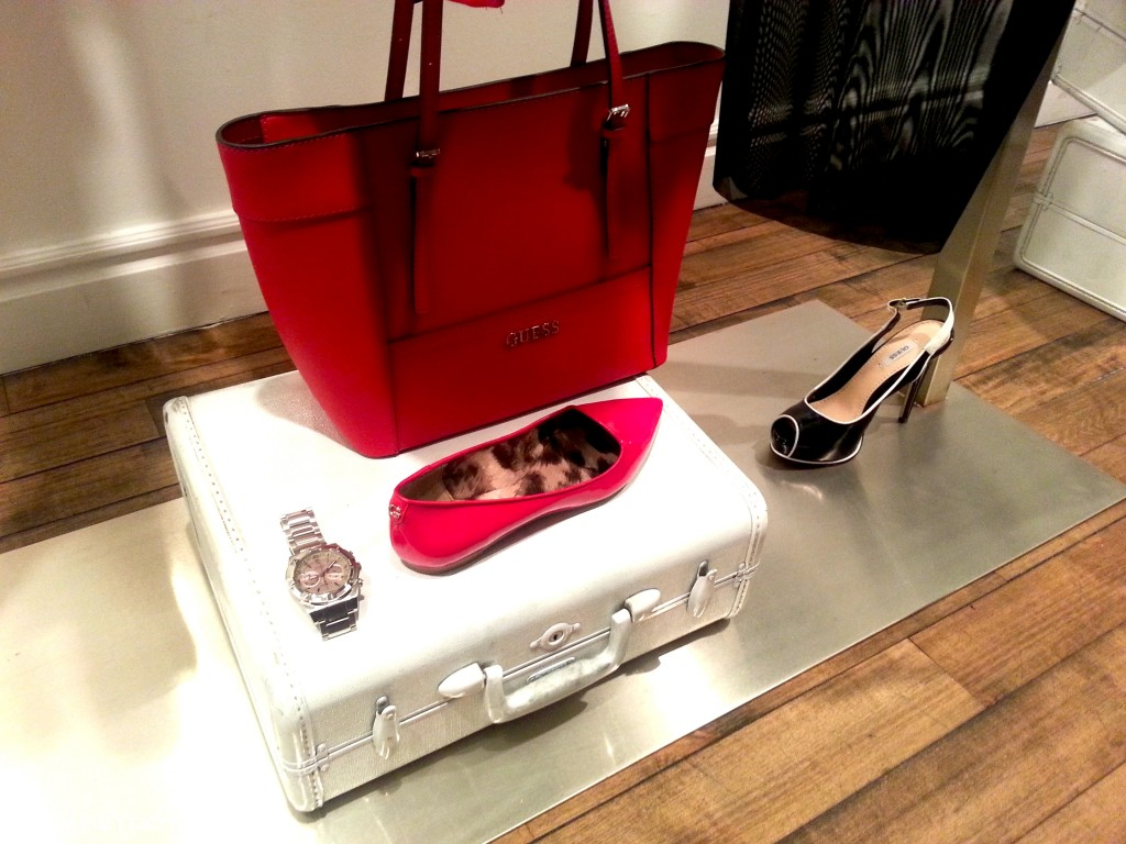GUESS SPRING 2014 MEDIA PREVIEW