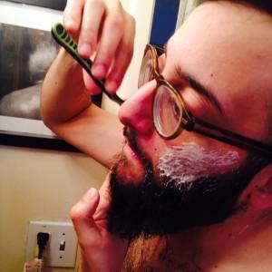 Commence Shaving!