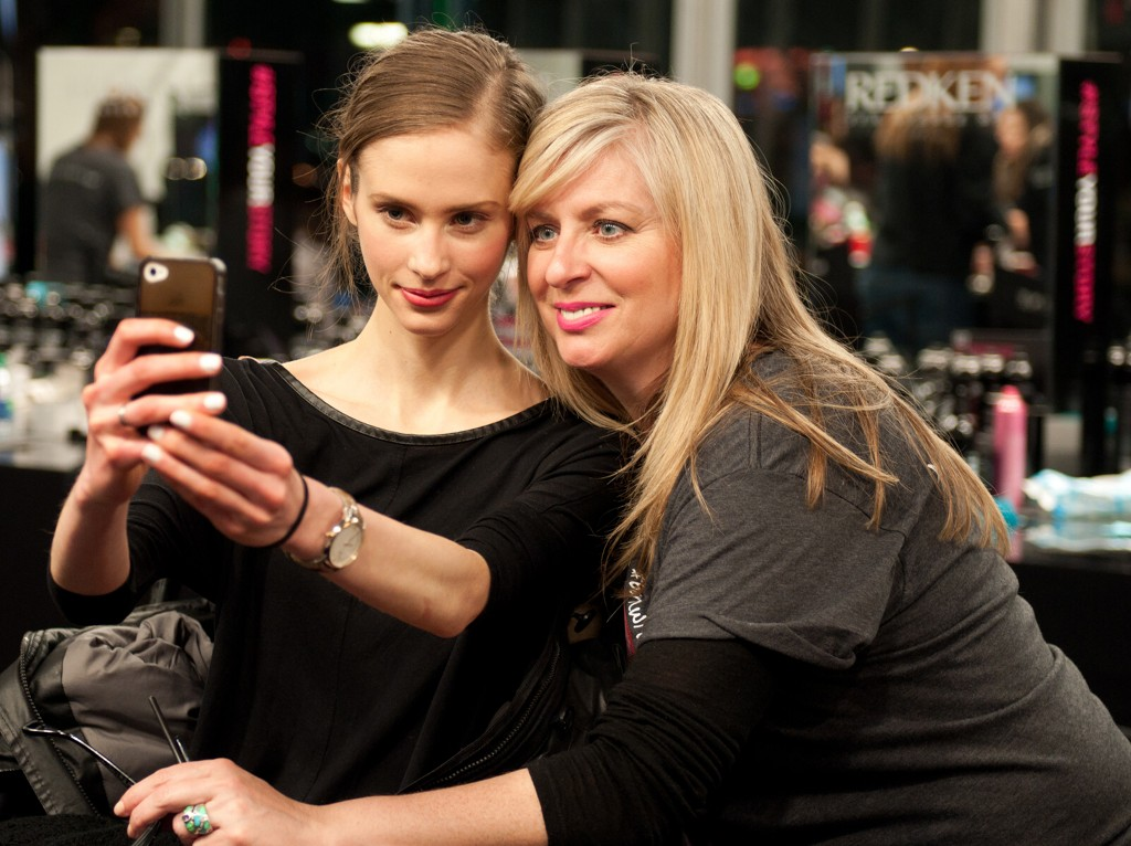 toronto fashion week - behind the scenes pictures - Nick Viton - 12
