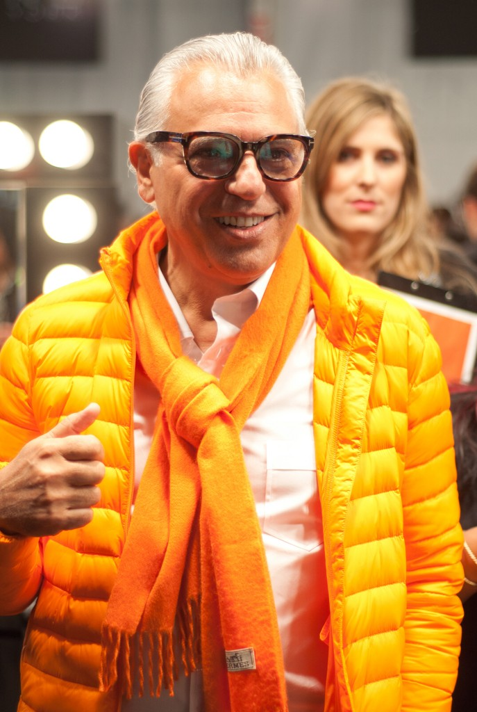 toronto fashion week - behind the scenes pictures - Nick Viton - 21