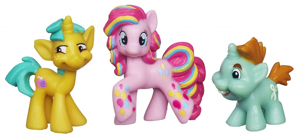 MY LITTLE PONY Mini Collection Assortment (2 of 3)