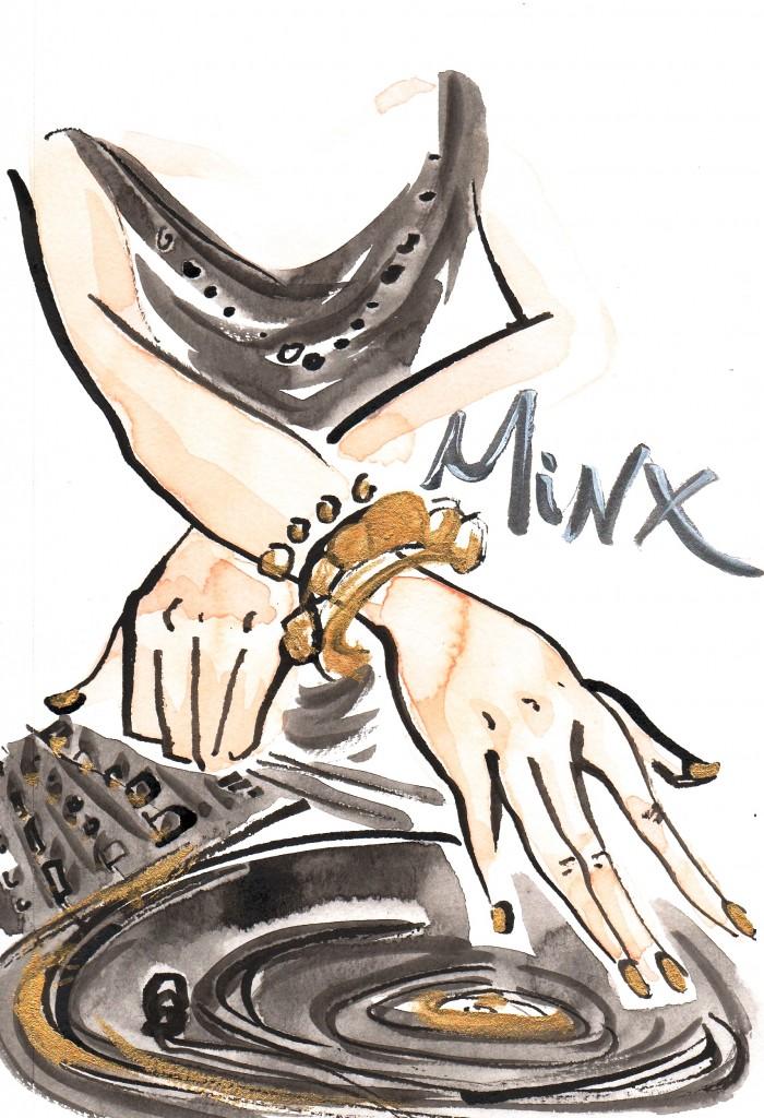 Minx nail