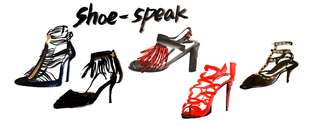 shoe speak