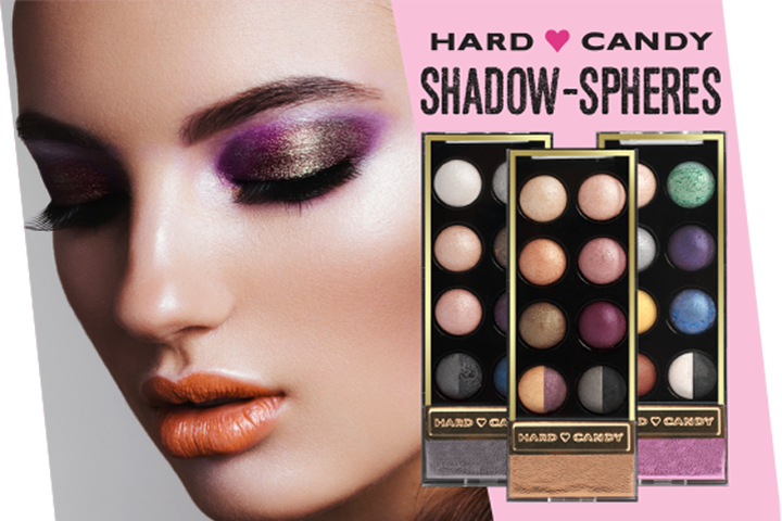 Hard candy eye makeup