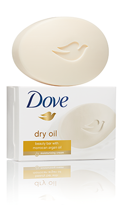 Beautiful Skin – New Dove Dry Oil Moisture Body Wash And Beauty Bar