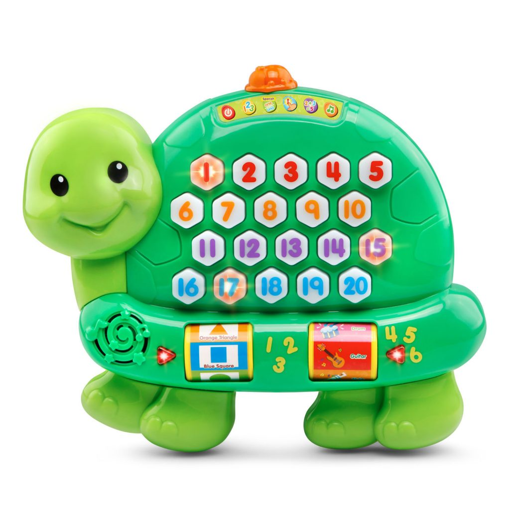 Count & Learn Turtle