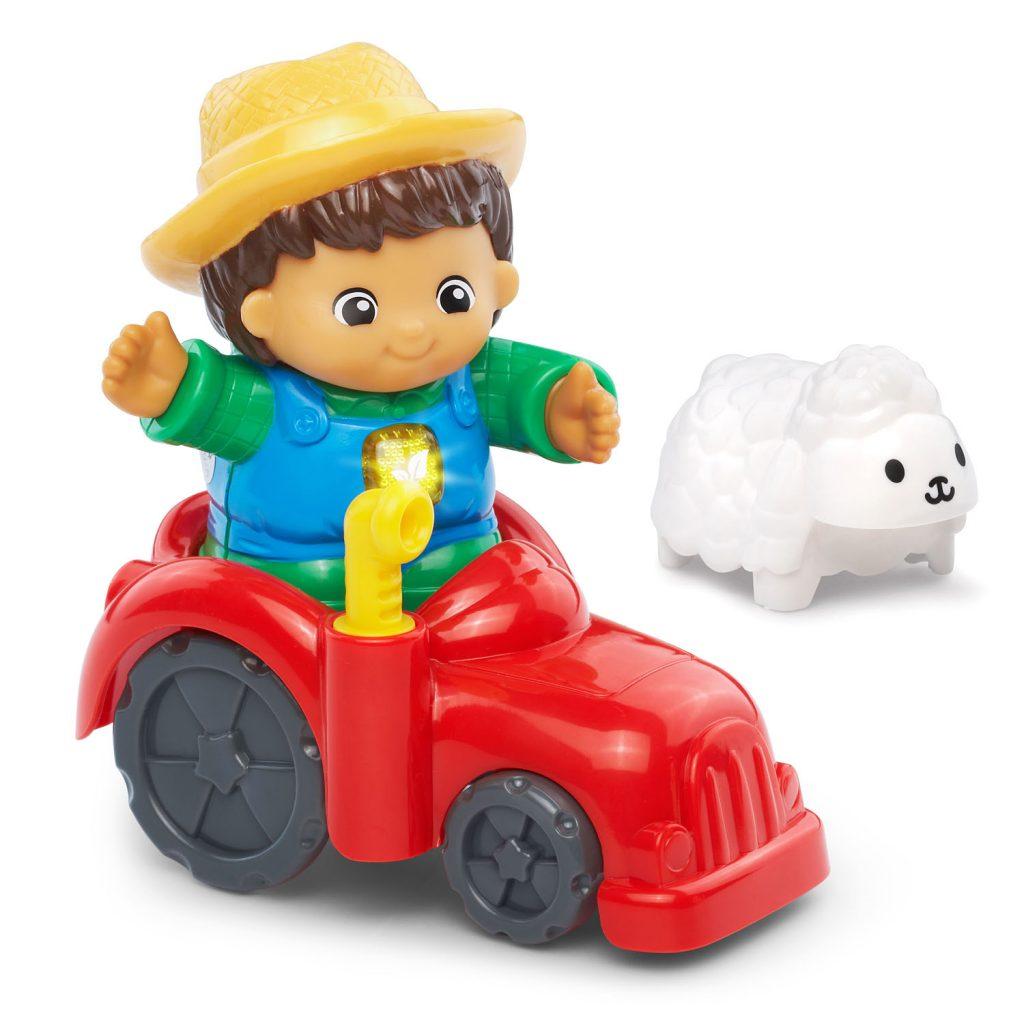 Go! Go! Smart Friends Farmer Joe & his Farming Set