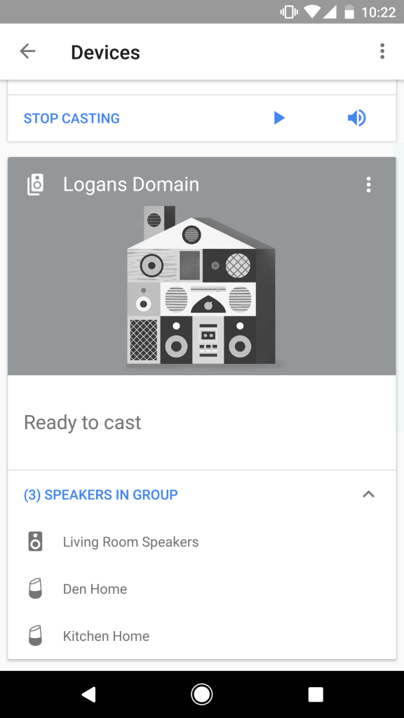 A look into Google Home.
