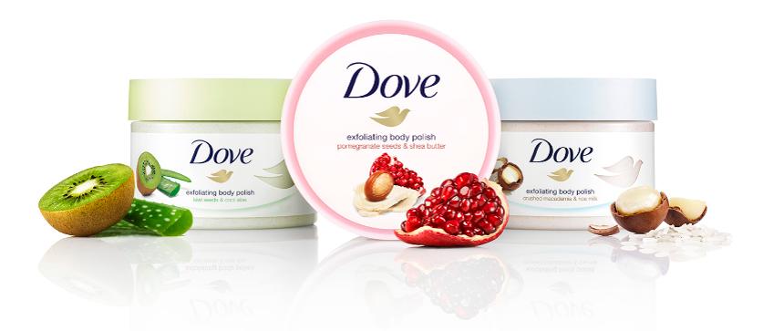 Dove Body Scrub, Beauty Trends