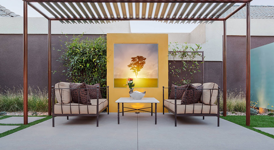 Elegant Utilising Their Knowledge Of Outdoor Materials FieldCandy Have Created Wall  Art ...